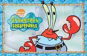 SpongeBob SquarePants Mr Krabs Wallpaper