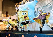 Singapores-child-christmas-mall-activities-raffles-city-SpongeBob-Gold-in-the-City-show
