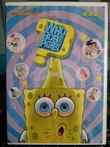 SpongeBob SquarePants - WhoBob WhatPants Taiwanese DVD