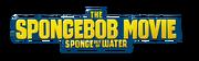 The SpongeBob Movie - Sponge Out of Water alternate logo