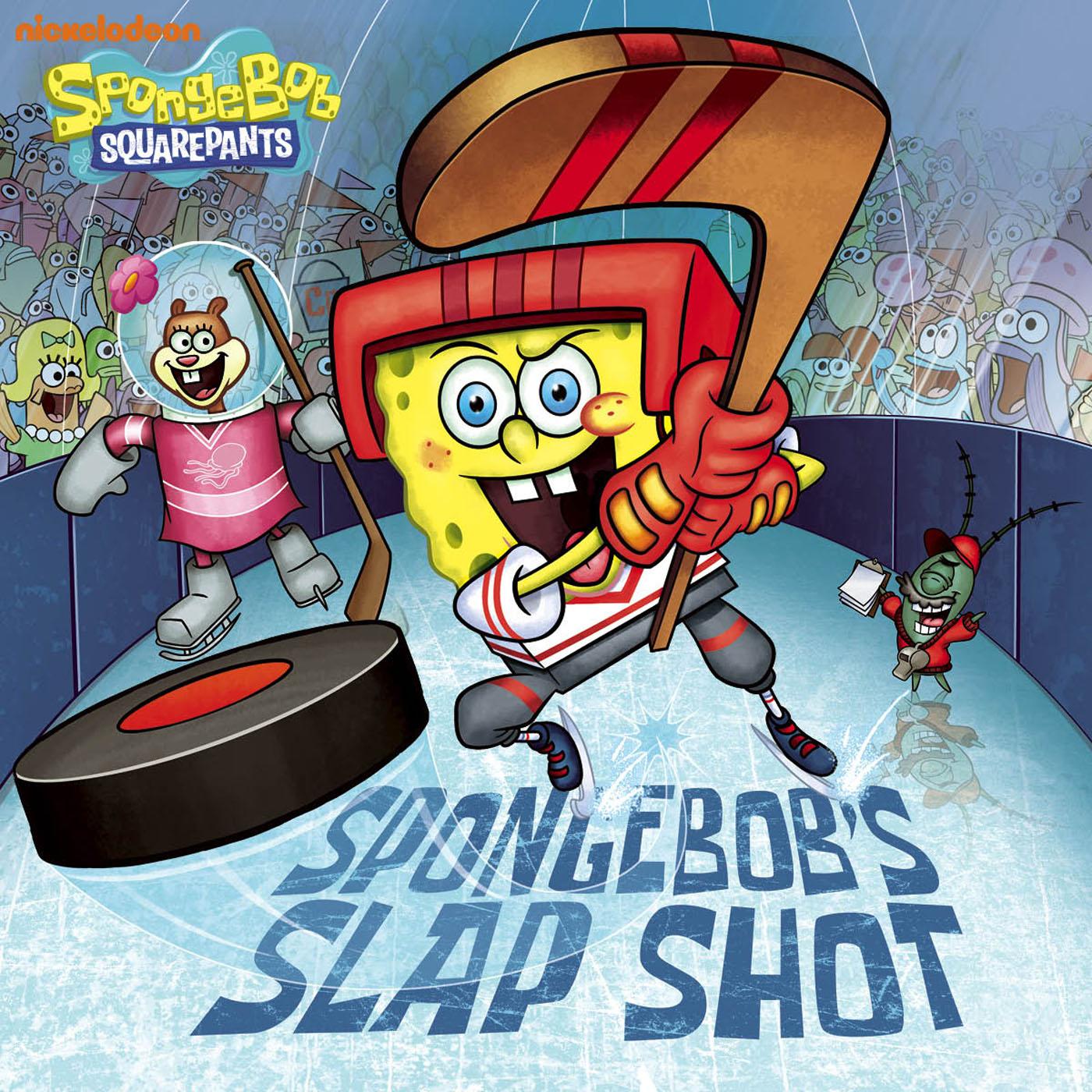 SpongeBob's Slap Shot
