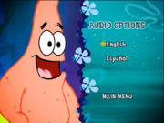 Audio Options THM