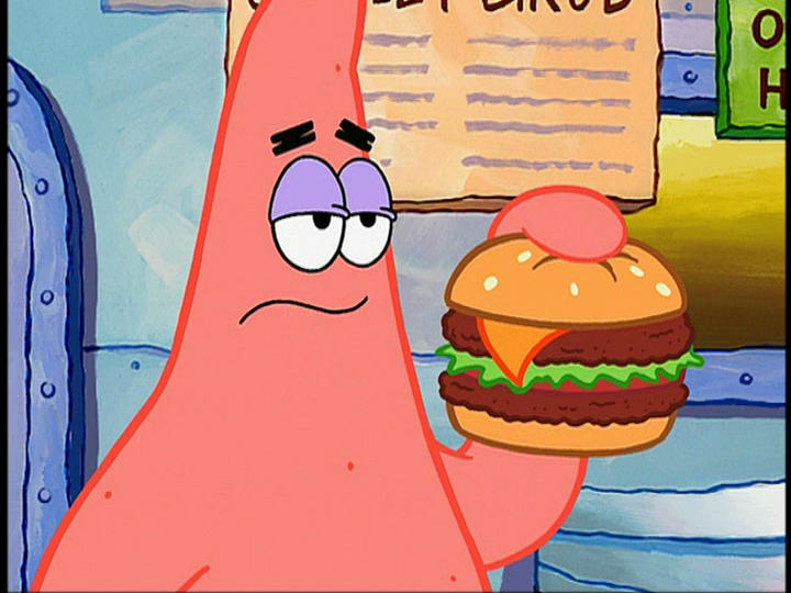 List of Krabby Patty variations