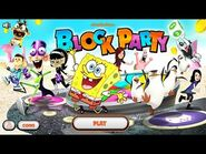 Nickelodeon Block Party (Walkthrough, Gameplay)