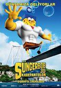 SpongeBob Movie turkish poster