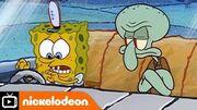 SpongeBob SquarePants - Back it up Nickelodeon
