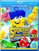 The SpongeBob Movie - Sponge Out of Water UK 3D Blu-ray