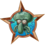 Squidward's Award for Finding a Way to be Negative on a Sunny Day