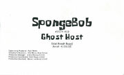 SpongeBob 5574-419 Ghost Host