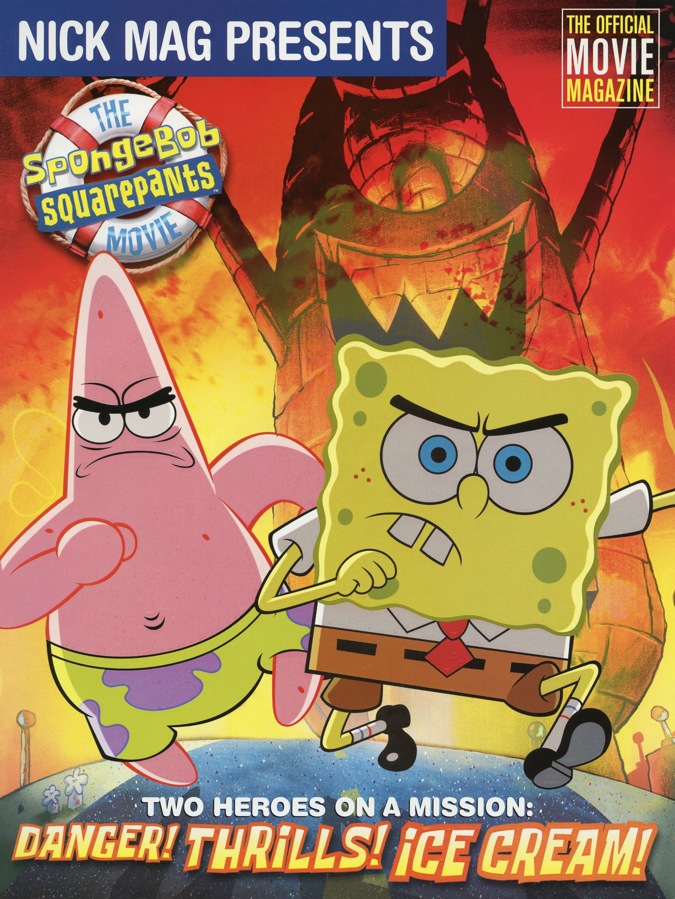 The SpongeBob SquarePants Movie (magazine)