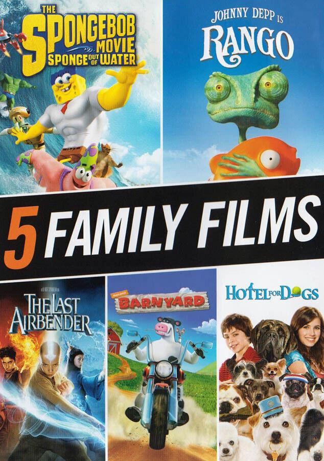 Nickelodeon 5 Family Films