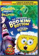 The Legend of Boo-Kini Bottom Bilingual DVD cover