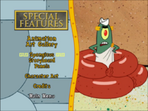 Spongicus Special Features