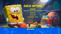 The SpongeBob Movie Sponge on the Run Canadian DVD Menu Walkthrough 0-8 screenshot