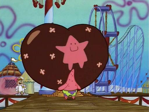 Chocolate balloon