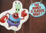 THE MONEY IS ALWAYS RIGHT!