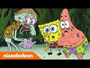 Губка Боб Квадратные Штаны - Клуб «Губка Боб» - Полный эпизод - Nickelodeon Россия