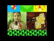 Iklan Spongebob versi anak sd , Globaltv ( 2013 )
