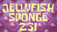 JellyfishSponge231 title card by Egor