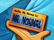 Not Normal 033
