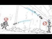 Krusty Katering storyboard incidentals 4
