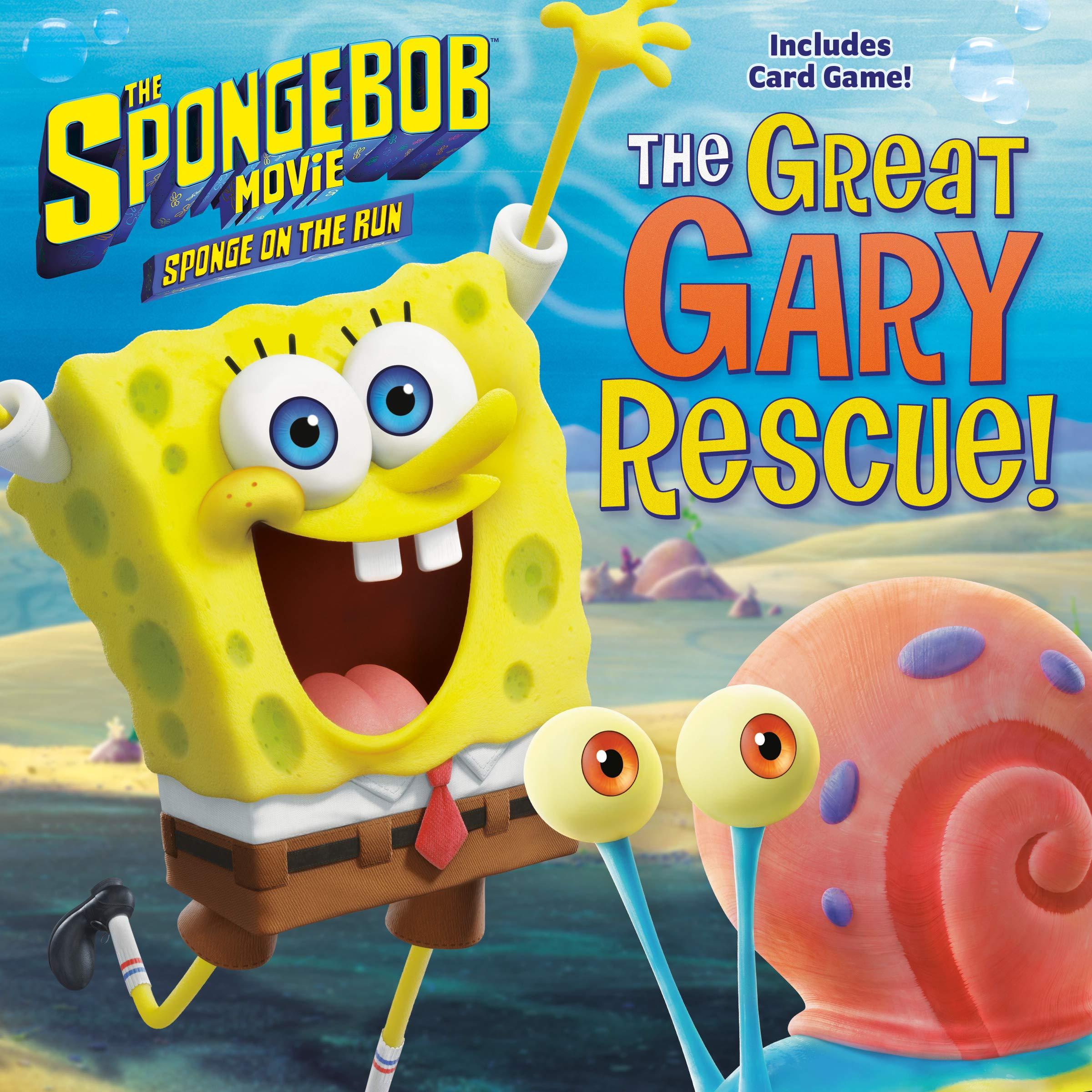 The SpongeBob Movie: Sponge on the Run - The Great Gary Rescue!