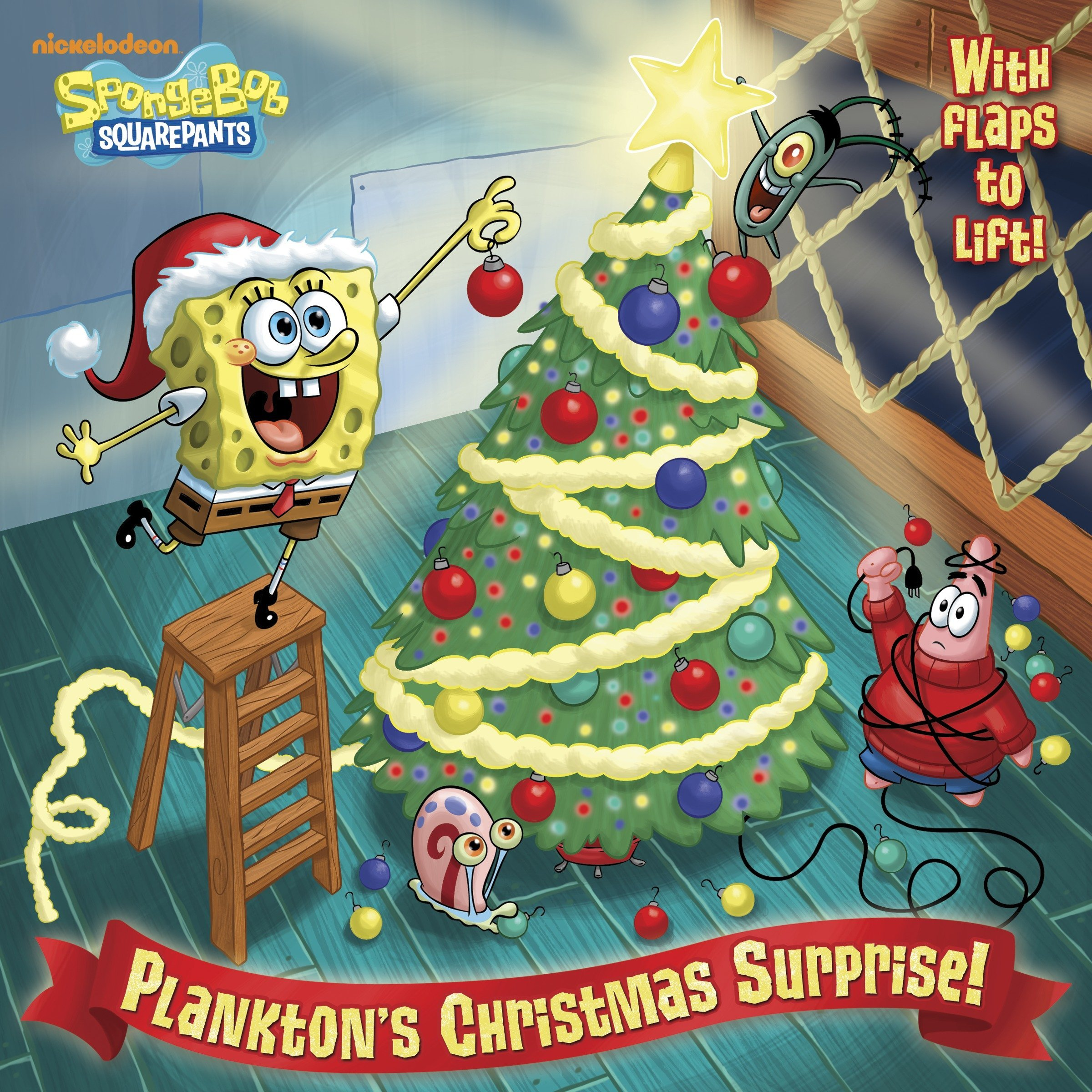 Plankton's Christmas Surprise!