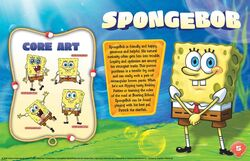 SpongeBob character bio