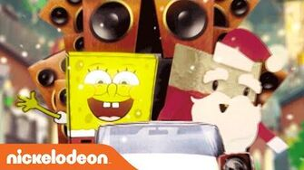 "It's_A_SpongeBob_Christmas_""Don't_Be_a_Jerk_It's_Christmas""_Karaoke_Music_Video_Nick"