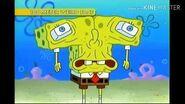 Promo Spongebob Squarepants The Super Spongy SQUARE GAMES - Nickelodeon (2012) II