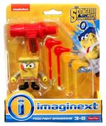Sponge out of water Imaginext Food fight SpongeBob