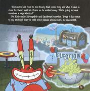 Vote for SpongeBob 5
