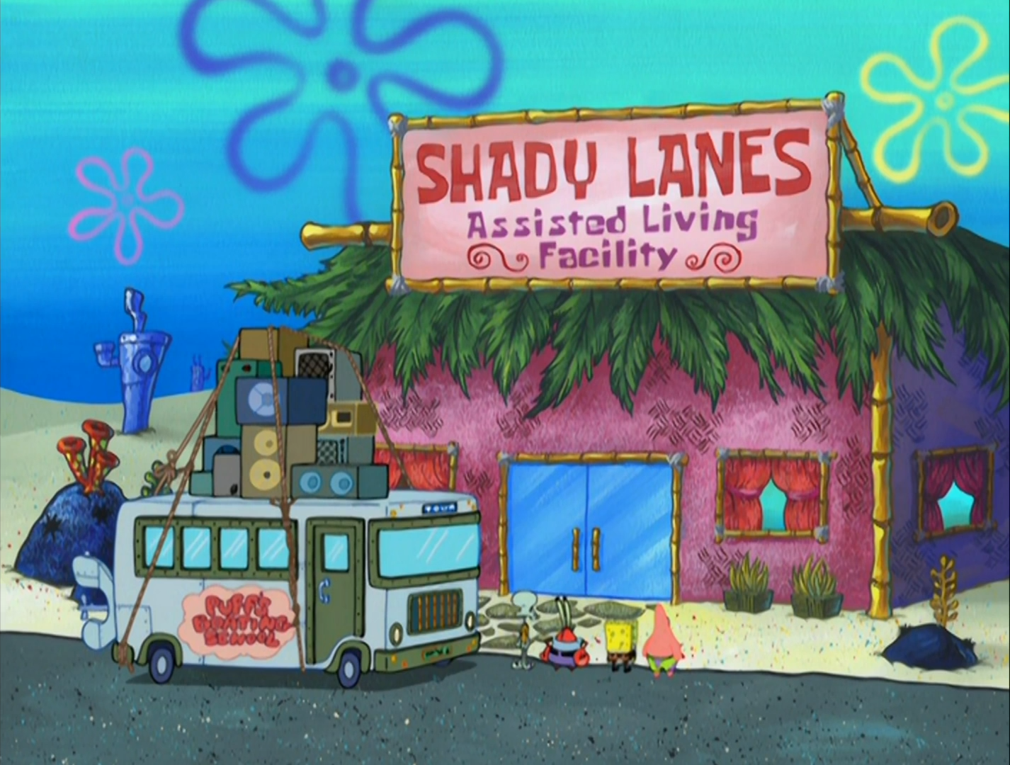 Shady Lanes Assisted Living Facility