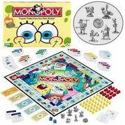 Monopoly SpongeBob set (2005)
