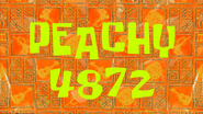 Peachy4872 title card by Egor