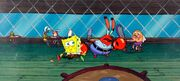 Pickles Mr.Krabs and SpongeBob1