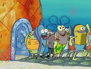 SpongeBob Meets the Strangler 154