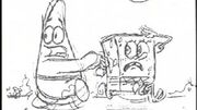 Spongebob squarepants the sponge who could fly 'n making part 1