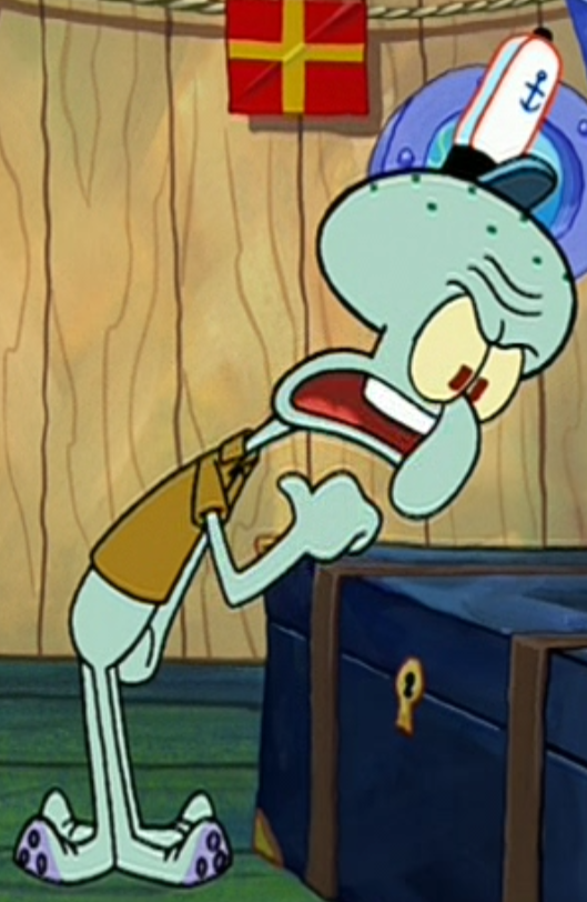 Alternate-Universe Squidward/gallery