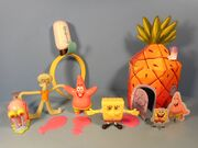 Spongebob Toys Sonic Drive In