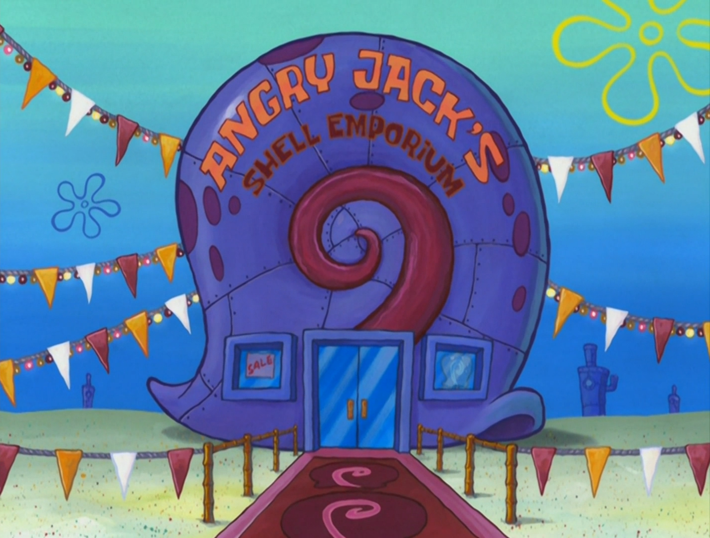 Angry Jack's Shell Emporium