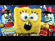 Don't Be a Jerk (It's Christmas) 🎶 Full Song - It's a SpongeBob Christmas!