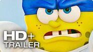 SPONGEBOB SCHWAMMKOPF Trailer Deutsch German 2015 HD+