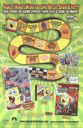 SpongeBob November 2006 Print ad