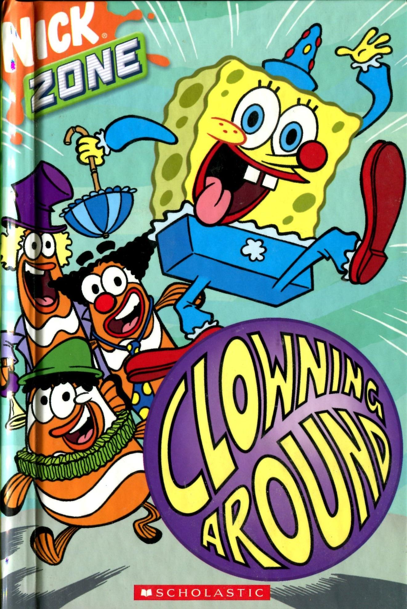 Clowning Around (book)