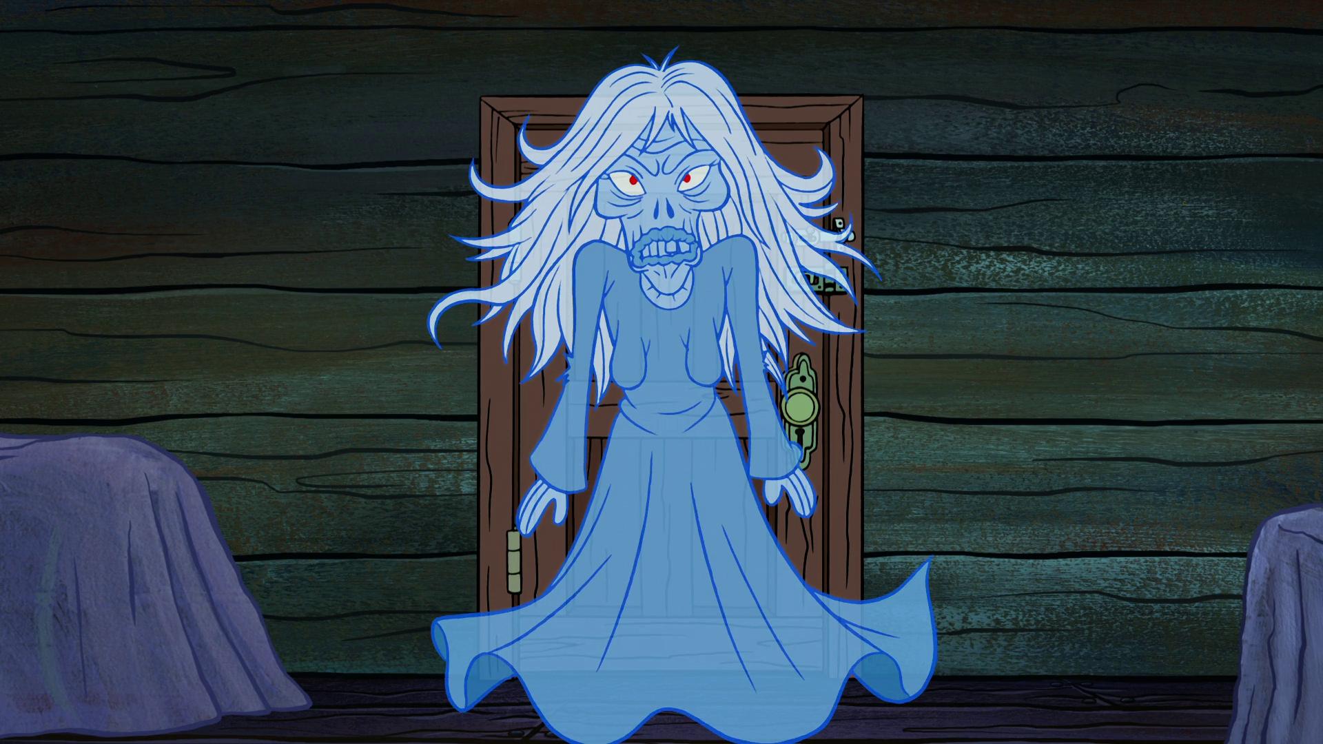 Grandma's ghost