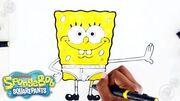 SpongeBob's Undies! 🖍 You Bring the Color