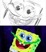 Spongebob movie NowThatWereMen Animatic10