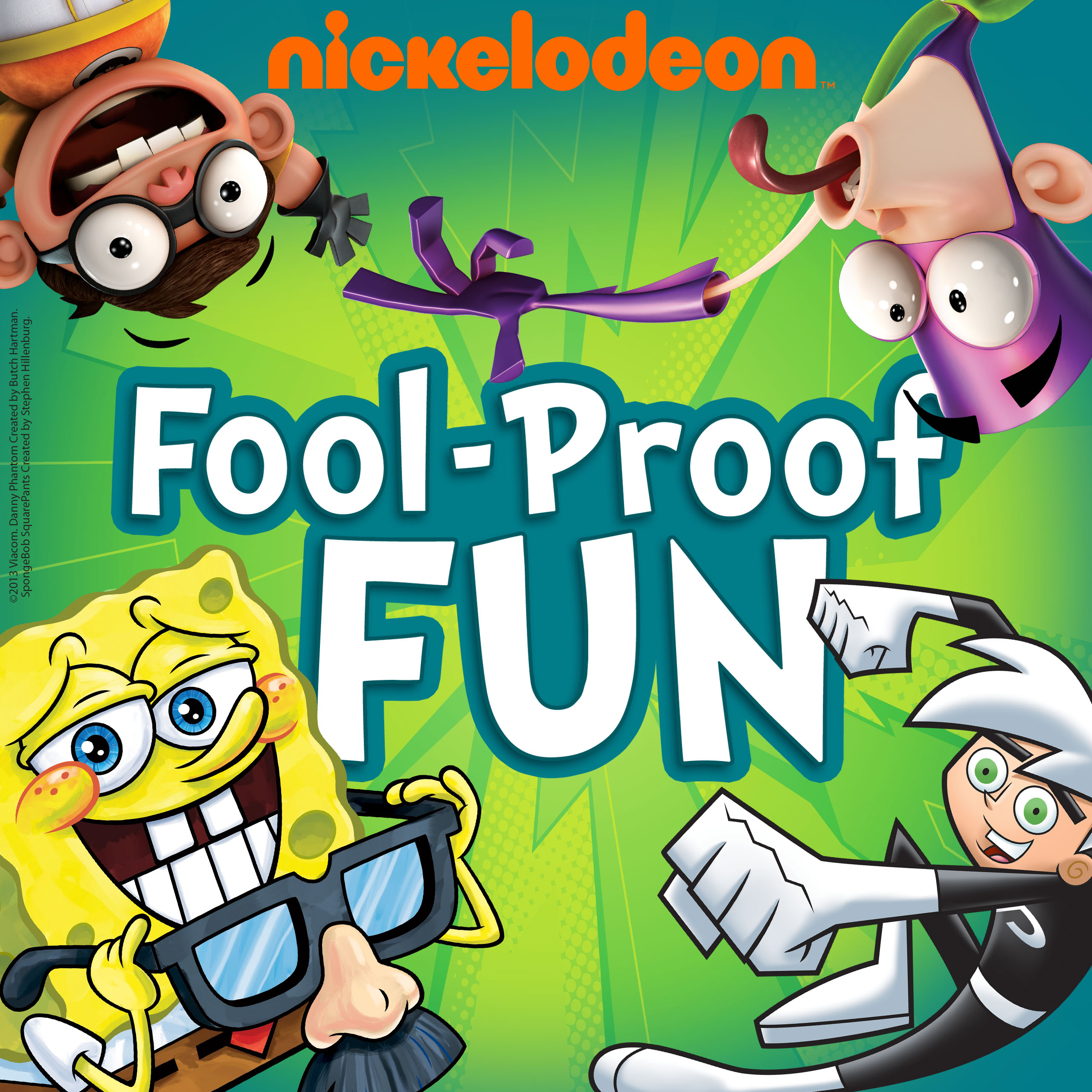 Nickelodeon Fool Proof Fun