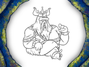 Viking-Sized Adventures Character Art 43